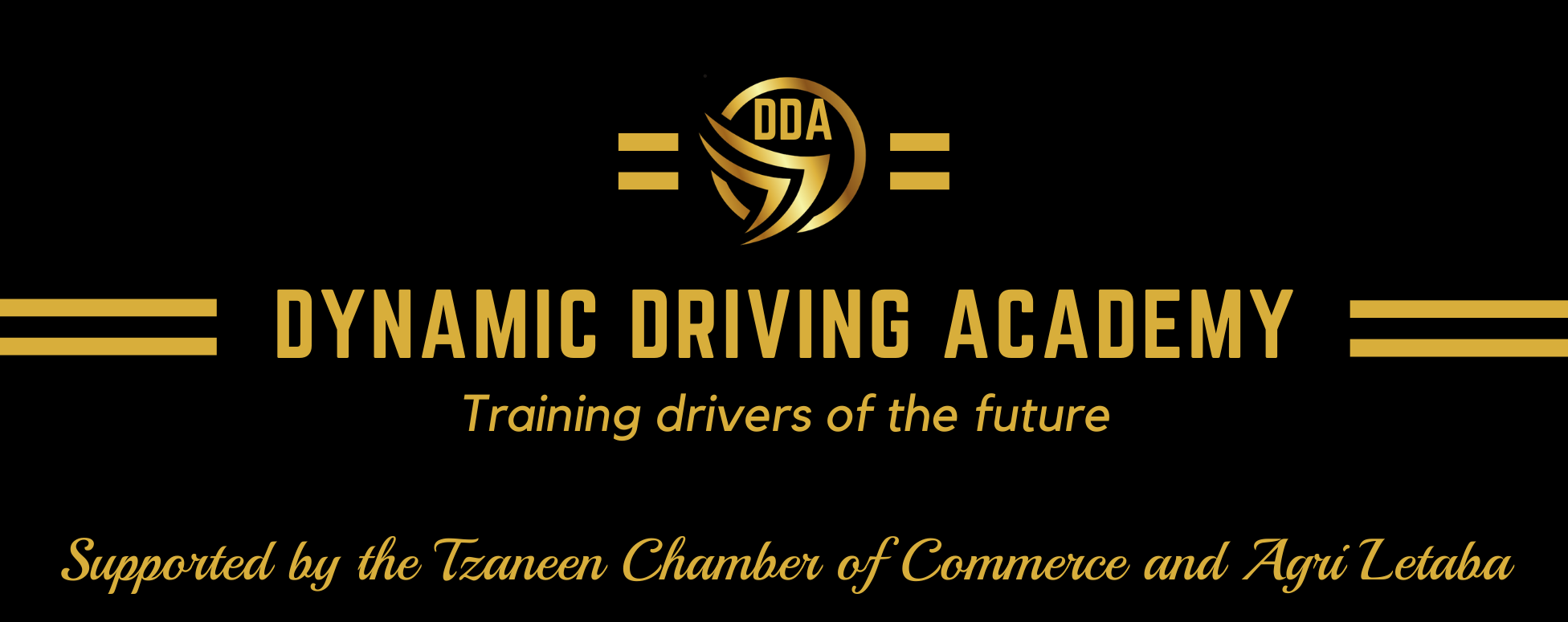 Dynamic Driving Academy. Training drivers of the future. A driving school supported by The Tzaneen Chamber of Commerce and Agri Letaba.